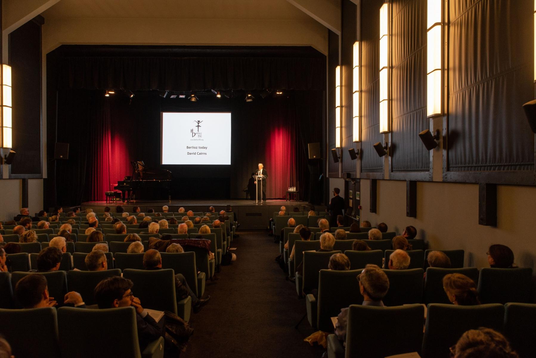 Berlioz 150 Anniversary event